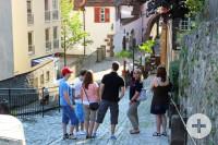 Stadtfuehrungen Horb, Foto: Göttler
