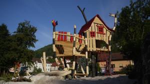 Spielplatz Schatzinsel Horb
