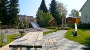 Nordstetten Spielplatz Sandgrube