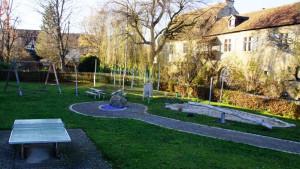 Dettensee Spielplatz beim Schloss