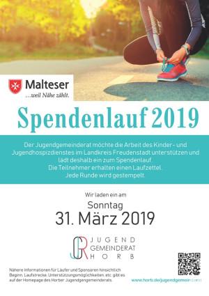 Spendenlauf 2019