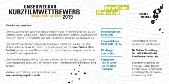Unser Neckar Kurzfilmwettbewerb 2