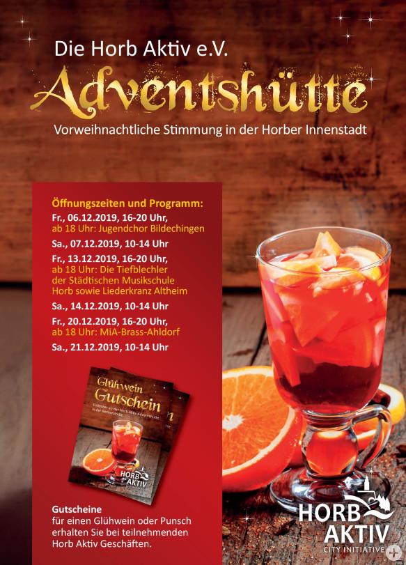 Adventshütte 2019