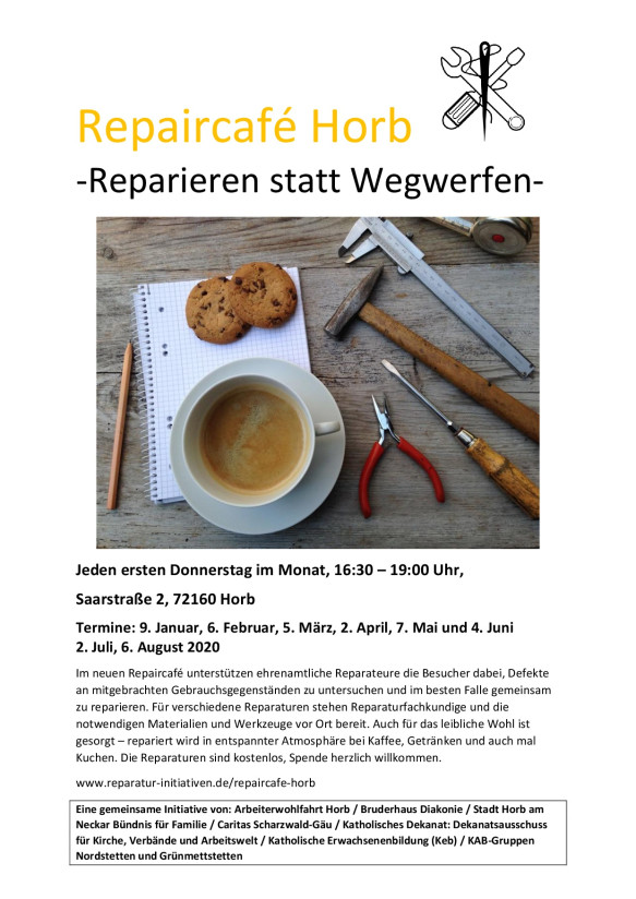 Repair Cafe Horb