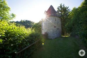 Ringmauerturm