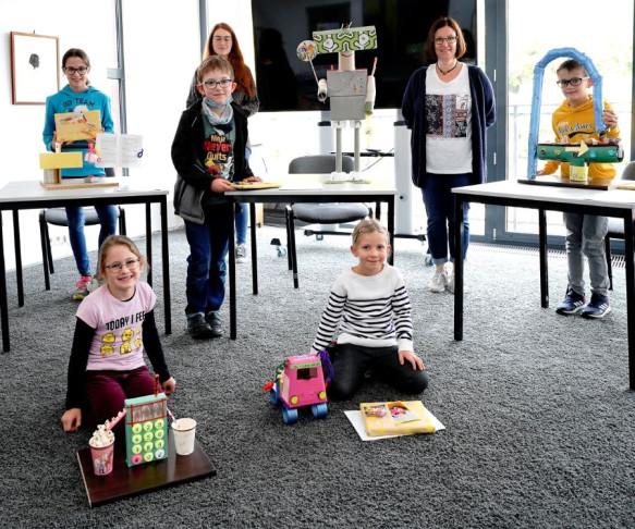 Wettbewerb bei der Stadtbücherei