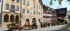 Das Rathaus der Stadt Horb