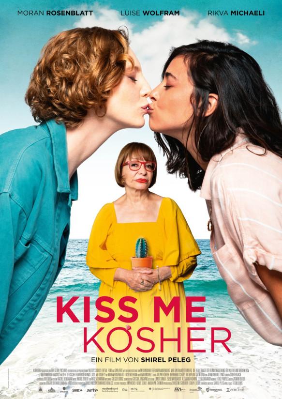 Kiss me Kosher Plakat