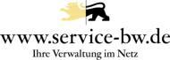 Logo service-bw