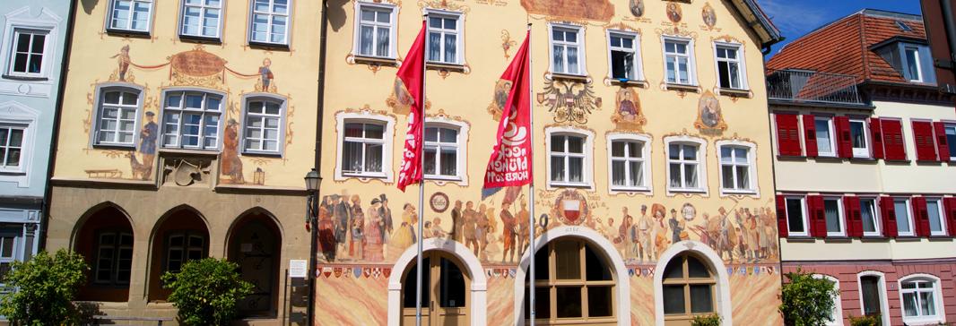 Rathaus in Horb: Jetzt online Termine vereinbaren