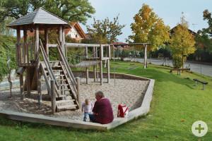 """Grünmettstetten Spielplatz """"Waldbrunnen"""""""