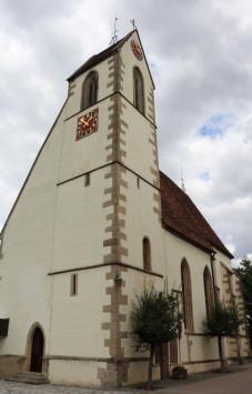 Bildechingen Kirche