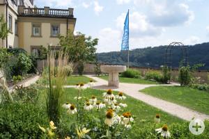 Weisser Garten