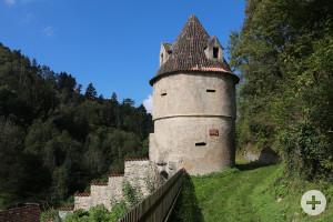 Äusserer Ringmauerturm