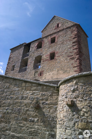 Burgruine Hohendießen