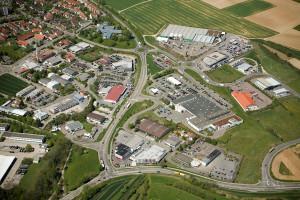 Gewerbegebiet Hohenberg