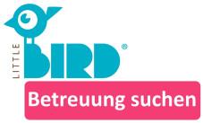 Suchen Sie die passende Kinderbetreuung für Ihr Kind: Link zu Little Bird