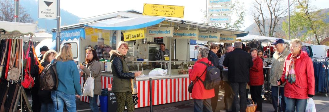 Martinimarkt Horb Foto: Sara Vogt, Südwest Presse